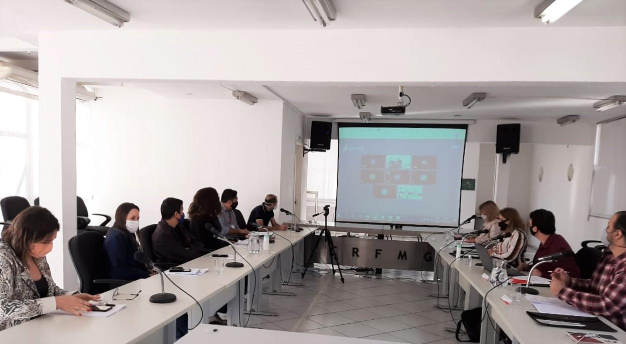 Primeira plenária por web conferência entra para a história do CRF/MG